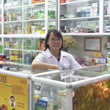 Pharmacist Tang Thi Sen