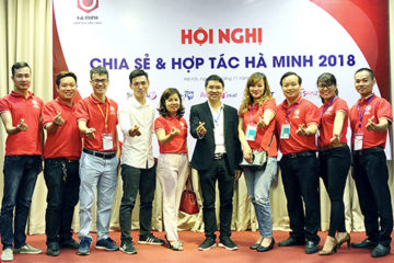 Ha Minh Sharing and Cooperation Conference 2018