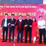 2018 Year End Party & 2019 New Year Party of Haminh Techno